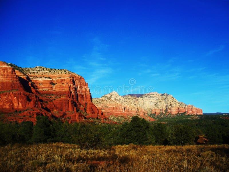 Sedona Аризона осенью 5 стоковая фотография