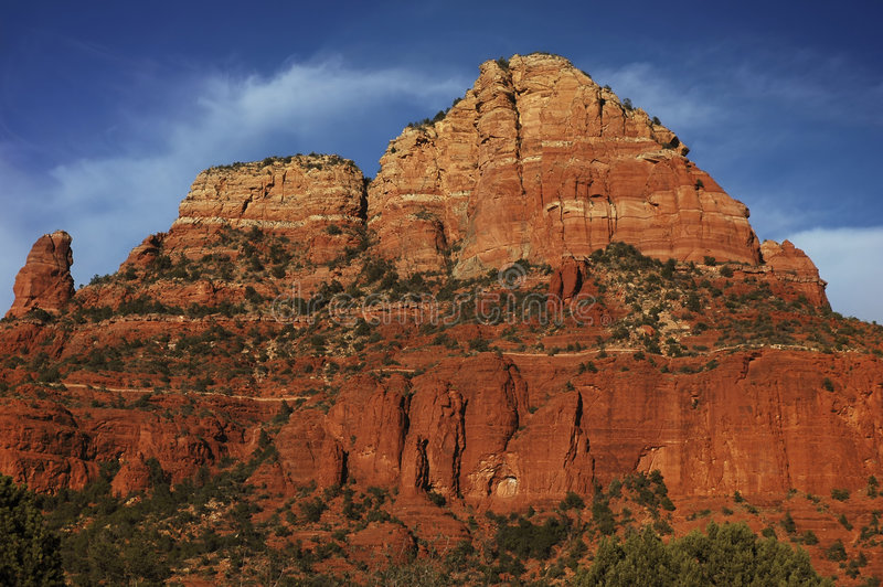 Sedona Arizona stockbild