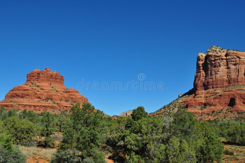Sedona Arizona image libre de droits