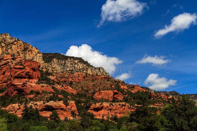 Sedona Arizona stock foto