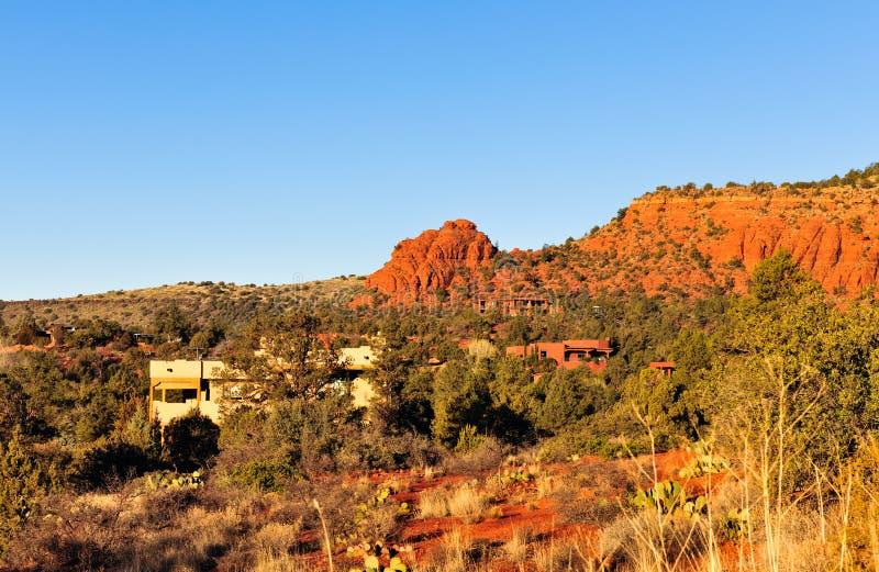 Download Sedona, Arizona desert stock image. Image of blue, daytime - 8299757