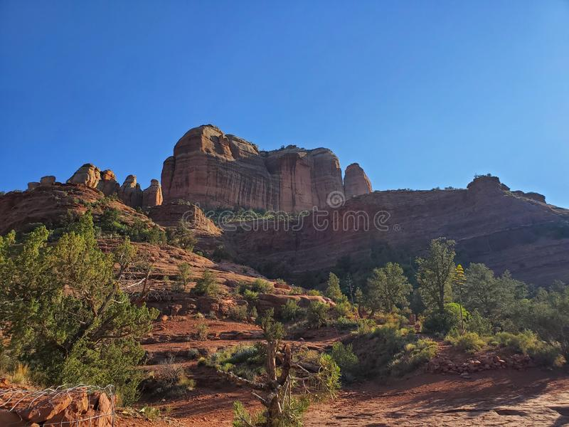 Sedona Arizona photo stock