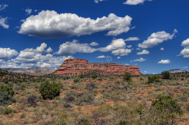 Sedona AZ Etats-Unis photos libres de droits