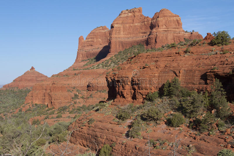 Download Sedona Red Rock Landscape stock image. Image of extreme - 29420639
