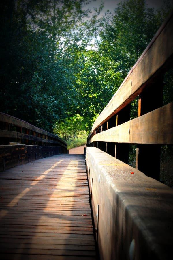 Sedona - rewolucjonistka stanu parka Rockowy most zdjęcie royalty free