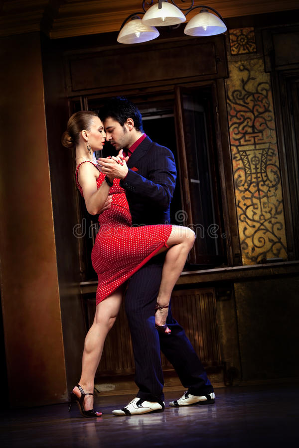 Download The Seduction Dance stock photo. Image of dancer, dance - 23553130