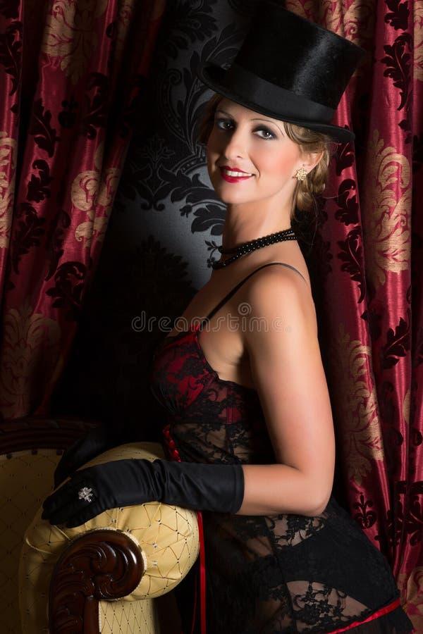 Seductive Royalty Free Stock Image