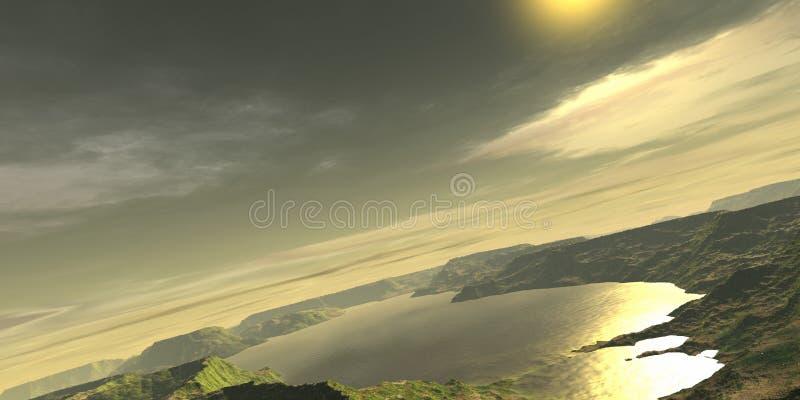 Download See stockbild. Bild von erholung, kosmos, nave, schreibtisch - 853735