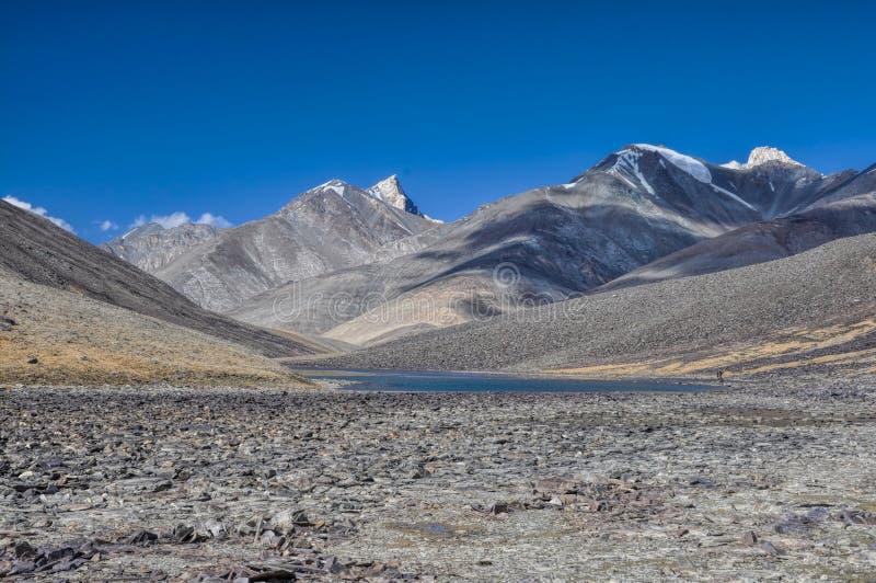 See auf Tadschikistan stockbilder