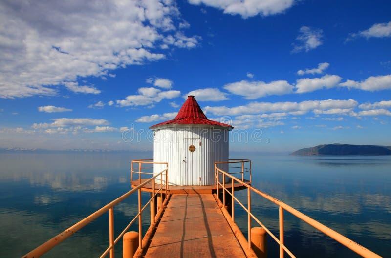 See Baikal lizenzfreie stockfotos