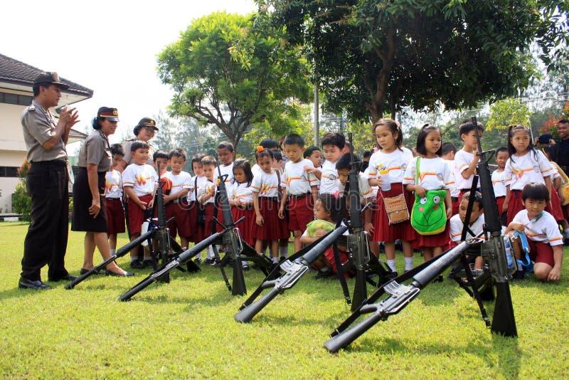 See Guns Police Editorial Image
