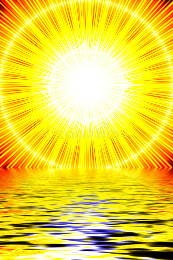 Download See The Light stock illustration. Image of color, explode - 5151435