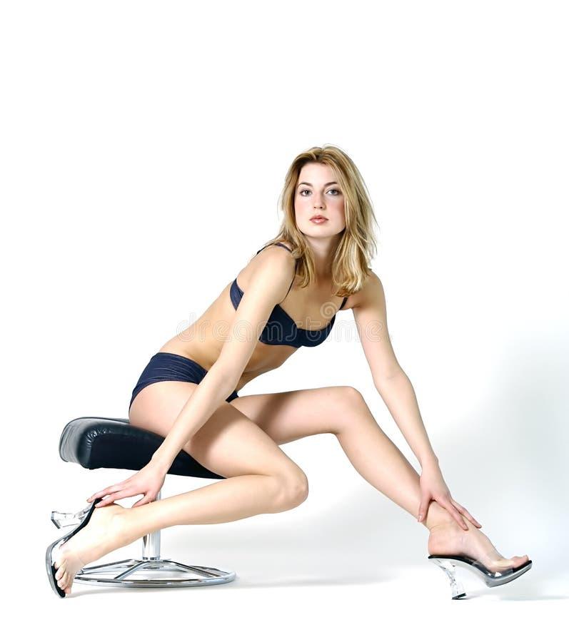 Download See-Line Woman stock image. Image of bathingsuit, erotic - 1411077