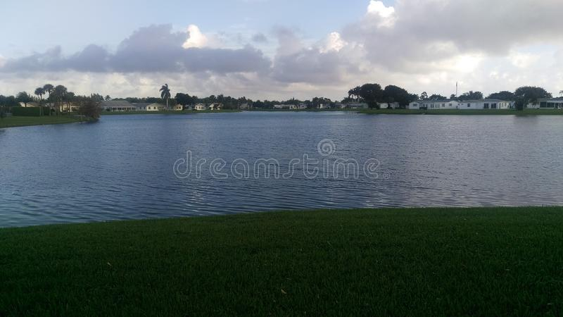 See Miami lizenzfreies stockbild