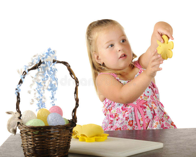 Download See My Flower! stock image. Image of blond, flower, craft - 22421769