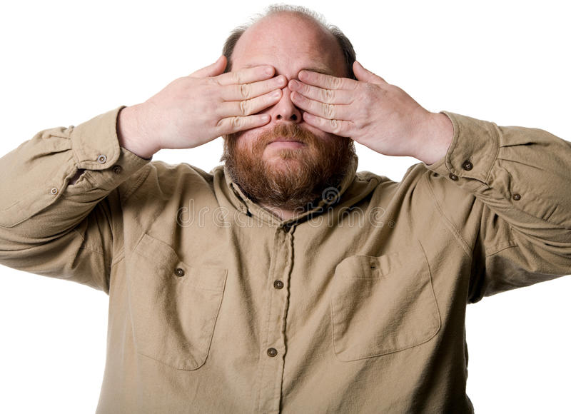 Download See no evil stock image. Image of hand, expression, hands - 16353749