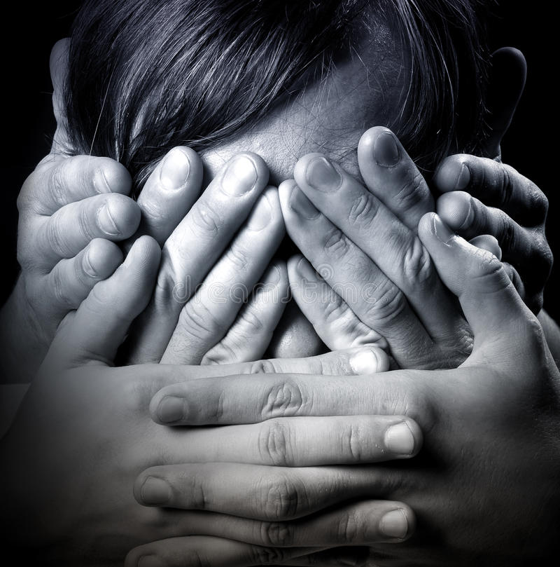 Free See No Evil, Hear No Evil, Speak No Evil Royalty Free Stock Photo - 20156105