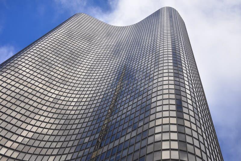 See-Punkt-Turm stockfoto