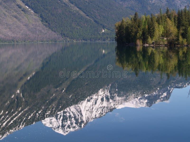 See-Reflexion #1 stockbild