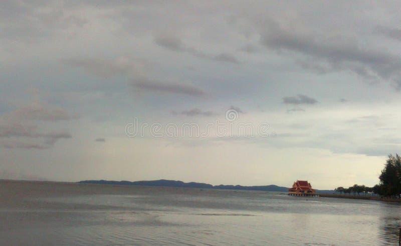 See Süd in Thailand lizenzfreie stockfotografie