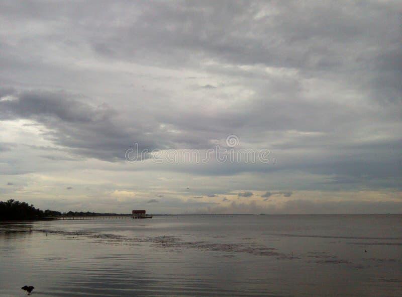 See Süd in Thailand lizenzfreies stockfoto