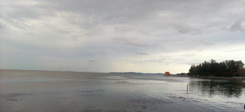 See Süd in Thailand stockfotografie