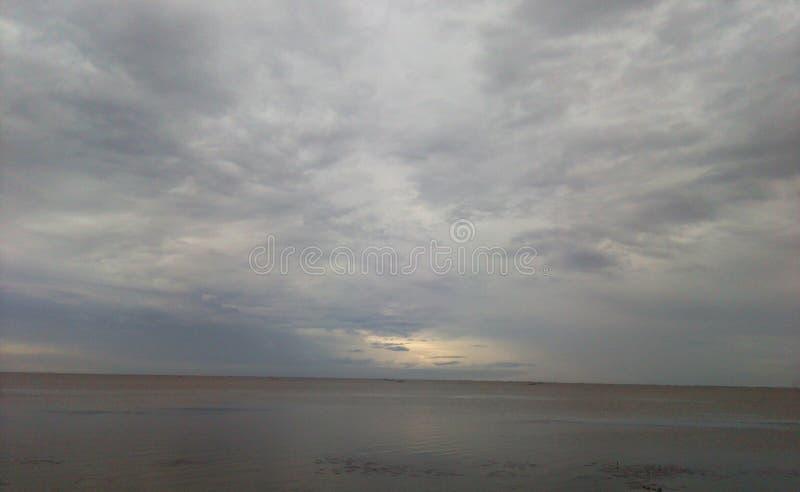 See Süd in Thailand lizenzfreies stockbild