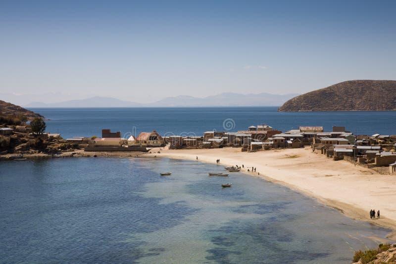 See Titicaca lizenzfreie stockfotos