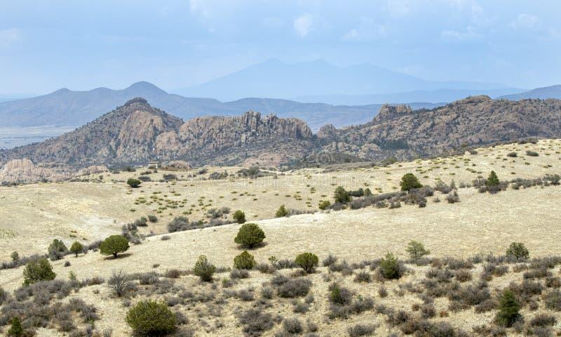 See Watson Granite Dells, Prescott, Arizona USA lizenzfreie stockfotografie