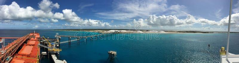 Seeaufgabe, Bahamas lizenzfreie stockfotografie
