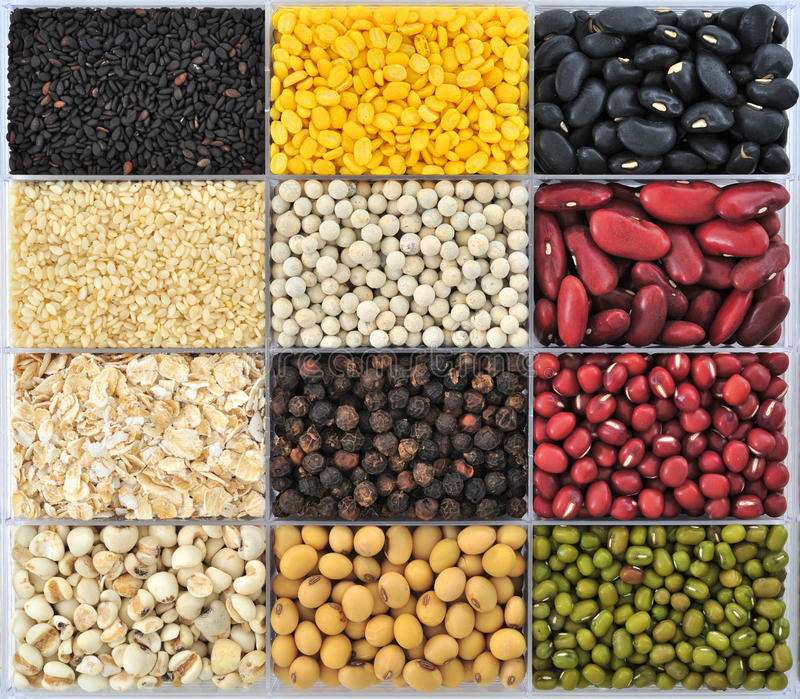 Download Seed stock photo. Image of sesame, millet, agriculture - 25412390