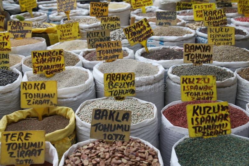 Seed market royalty free stock image