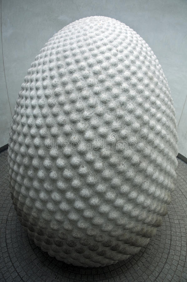 Download The Seed Sculpture At Eden Project Stock Image - Image: 24327347