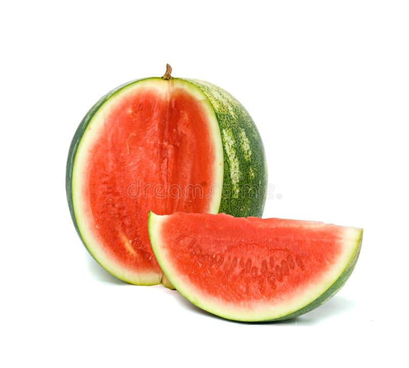 seedless vattenmelon royaltyfria bilder