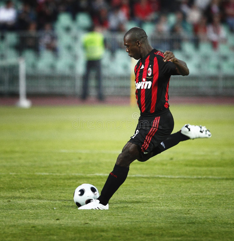 Download Seedorf editorial stock image. Image of fifa, uefa, soccer - 9118759