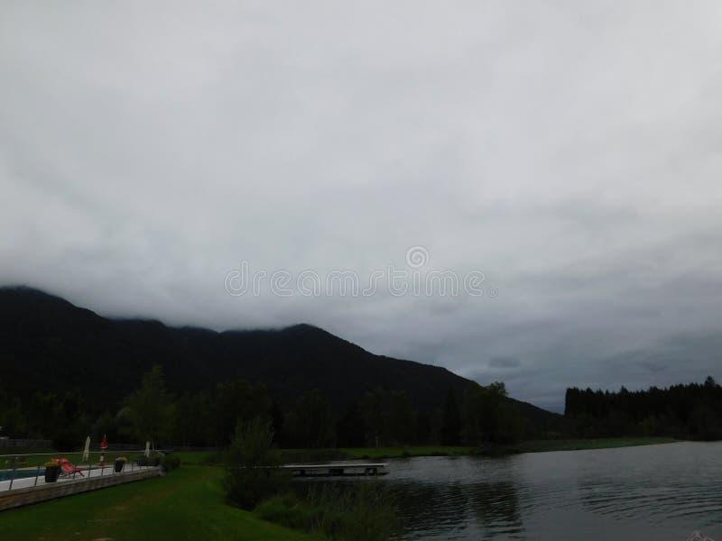 Seefeld dans le Tirol photographie stock libre de droits