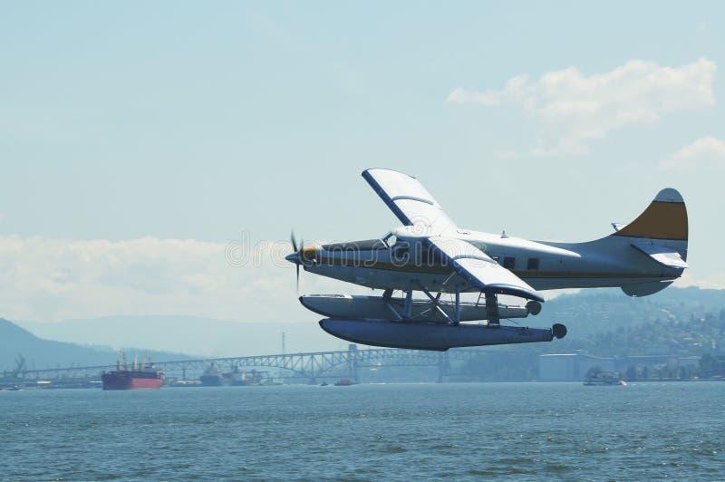 Seeflugzeug stockfotografie