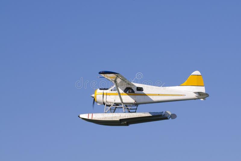 Seeflugzeug in Kanada stockfotos