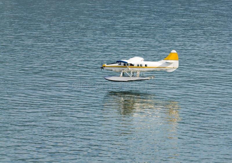 Seeflugzeuglandung stockfotos