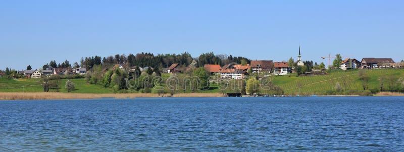 Seegraben na wiosna dniu zdjęcia royalty free