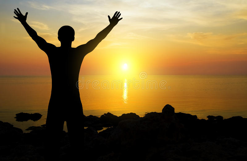 Download Seeing Off The Sun Royalty Free Stock Photography - Image: 22586547