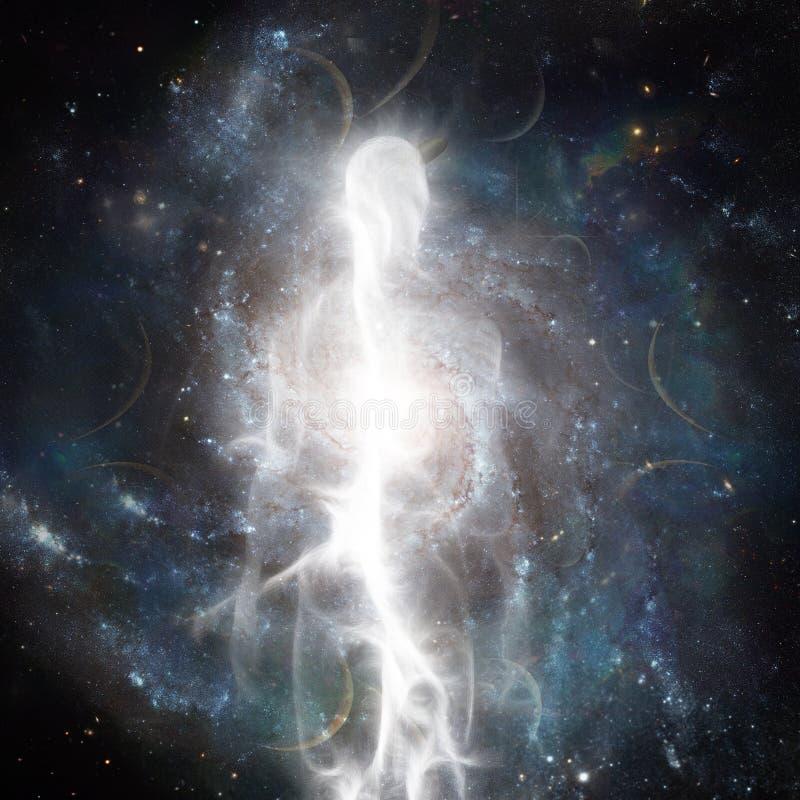 Seele oder Aura vektor abbildung