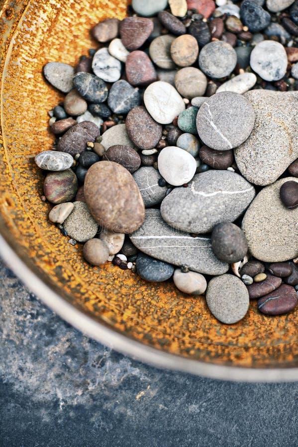Seelen-Steine stockfotos