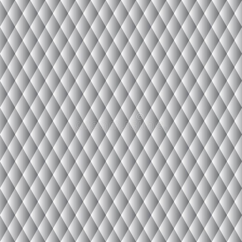Seemless geometric pattern rhombuses. Modern texture illustration stock photos
