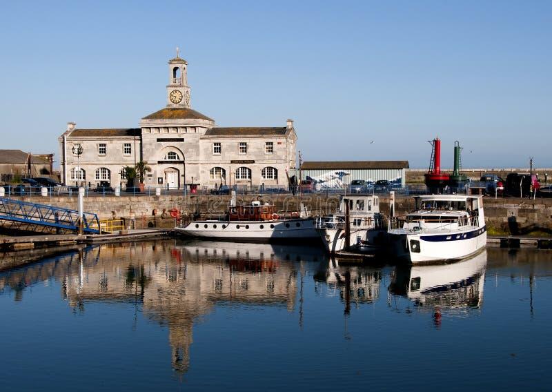 Seemuseum Ramsgate lizenzfreie stockbilder