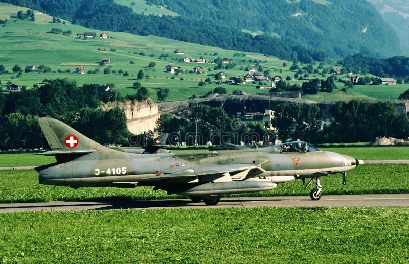 Seeräuber NX240CF Vought F4U-4 stockfotografie