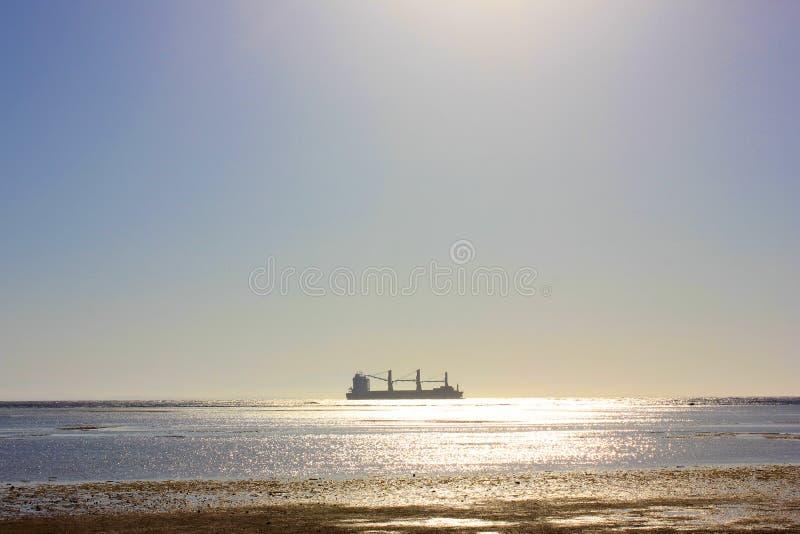 Seeschiffssegel lizenzfreies stockfoto
