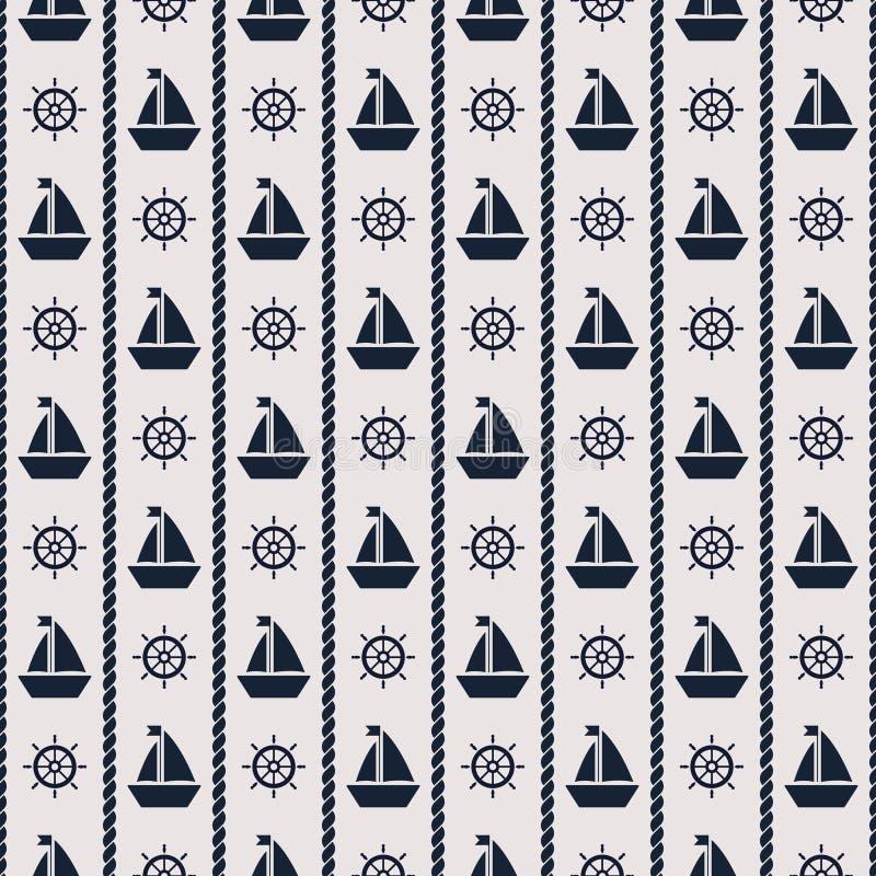 Download Seestimmungsmuster vektor abbildung. Illustration von papier - 90231907