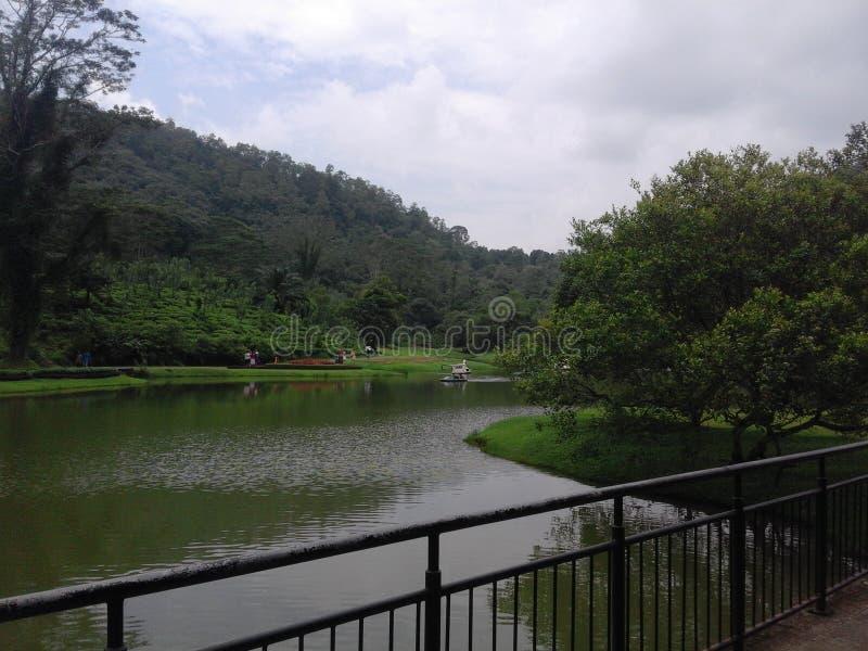 Seethawakapura gardian in Sri Lanka stockbilder