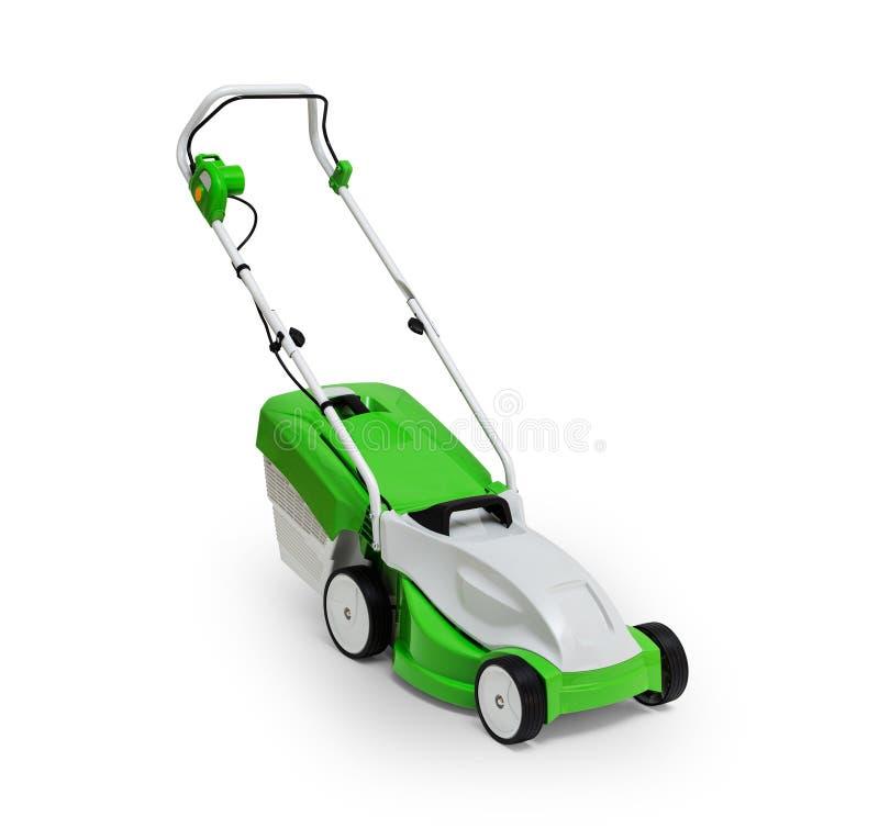 Segadeira de gramado elétrica imagem de stock royalty free